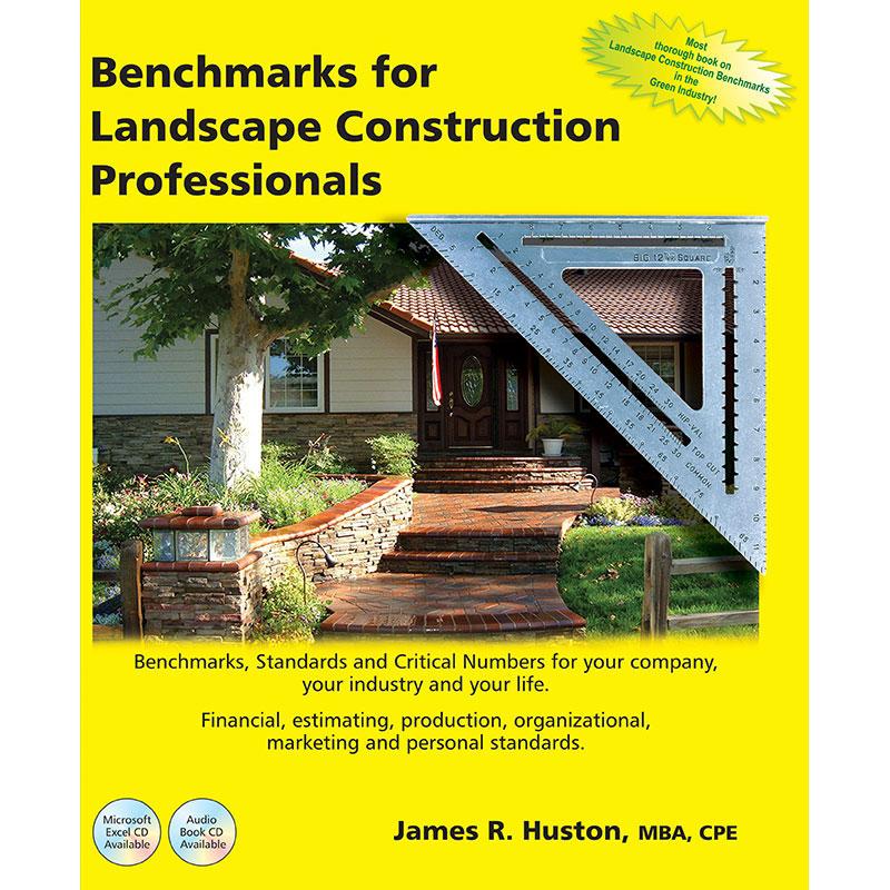 Benchmarks For Landscape Construction Professionals Book